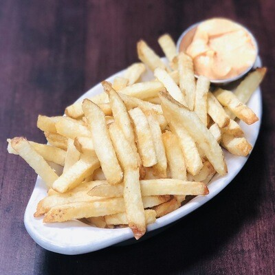 French Fries (available Thursday-Saturday)