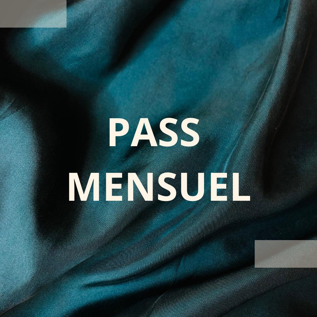 PASS MENSUEL