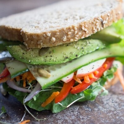 Custom Made Sandwiches