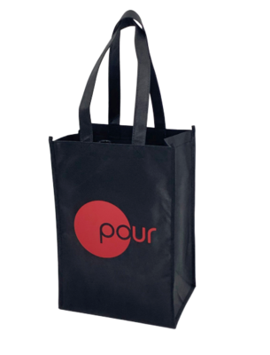 Pour Tote Bag