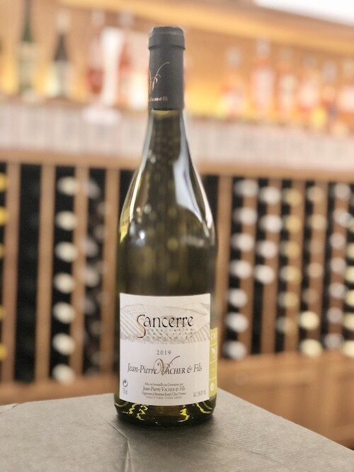 Jean-Pierre Vacher et Fils Sancerre Blanc SUSTAINABLE