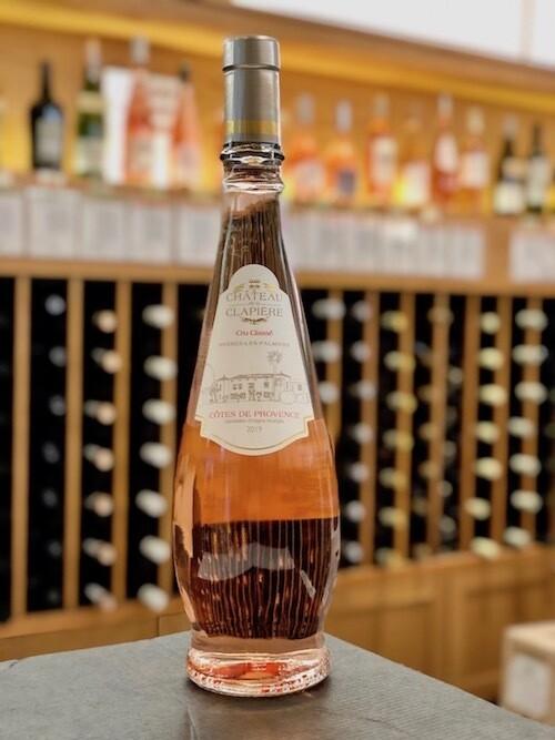Chateau de la Clapiere, Côtes de Provence Cru Classé Rosé