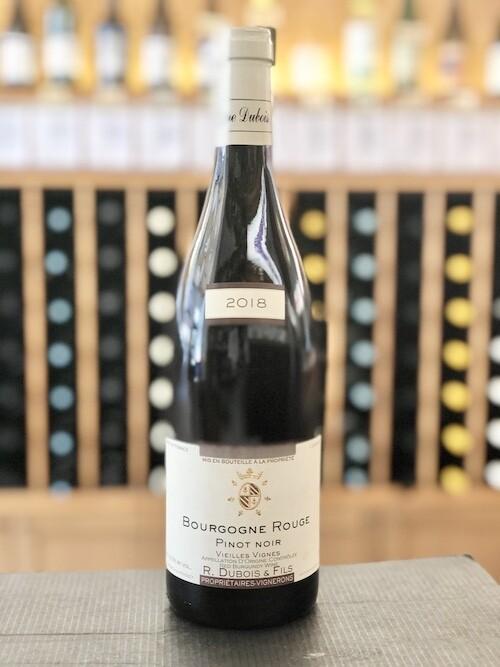 R. Dubois Bourgogne Rouge Pinot Noir SUSTAINABLE