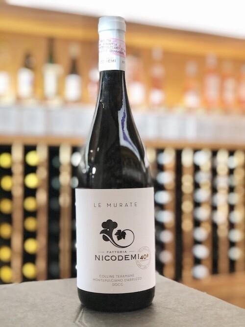 """Nicodemi """"Le Murate"""" Montepulciano d' Abruzzo ORGANIC"""