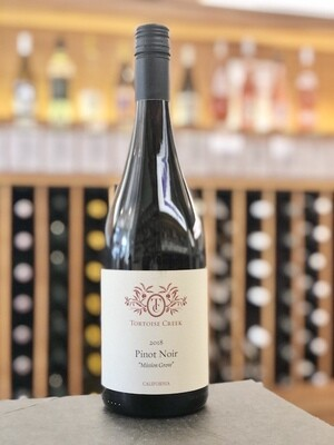 Tortoise Creek Pinot Noir Mission Grove SUSTAINABLE