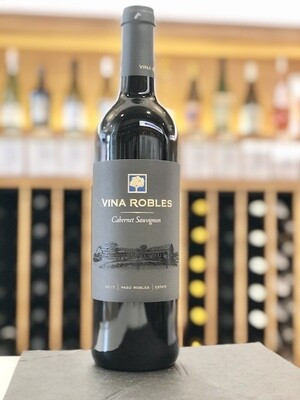 Vina Robles Estate Cabernet ORGANIC/VEGAN