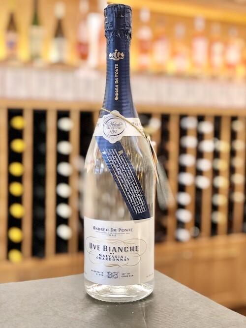 Uve Bianche di Malvasia e Chardonnay, Grape Aquavit