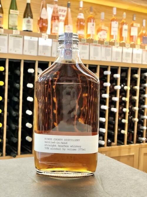 Bottled in Bond Straight Bourbon Whiskey 100 Proof, Kings County