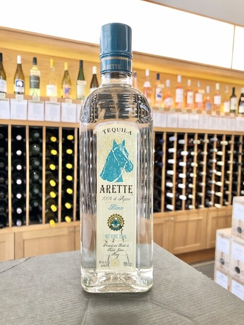 Tequila Arette, Blanco 100% Agave
