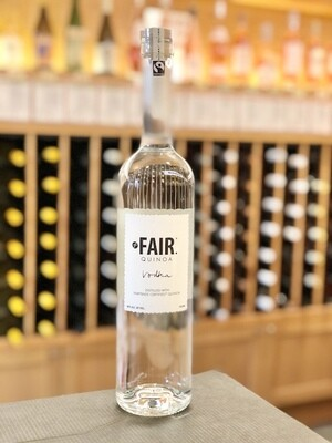 Fair Quinoa Vodka GLUTEN-FREE