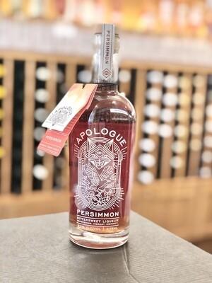 Apologue, Persimmon Liqueur 375ml