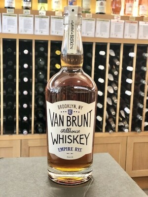 Van Brunt Empire Rye Whiskey