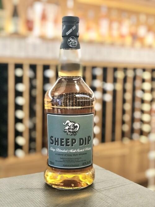 Sheep Dip Islay Blended Malt Scotch