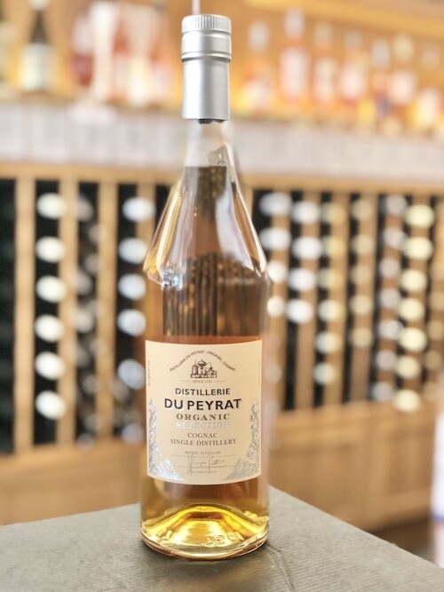 Peyrat Cognac Single Distillery ORGANIC/VEGAN