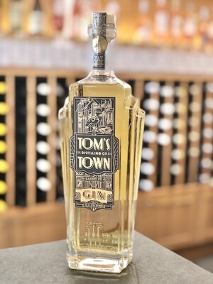 Tom's Town Barrelled Gin