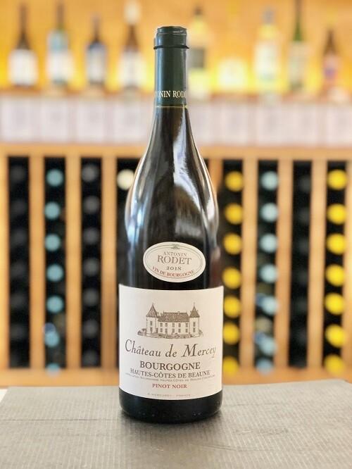 Chateau de Mercey Pinot Noir Haute-Cote de Beaune Burgundy SUSTAINABLE