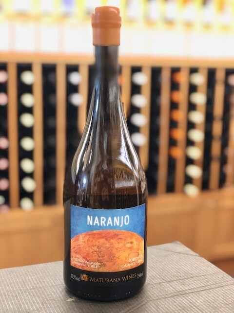 Maturana Naranjo Orange Wine ORGANIC