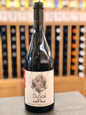 DuSoil Hirschy Vineyard Willamette Pinot Noir SUSTAINABLE