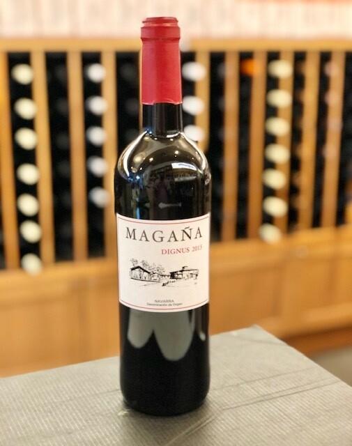 Viña Magaña Dignus, Spanish Bordeaux Blend ORGANIC/VEGAN