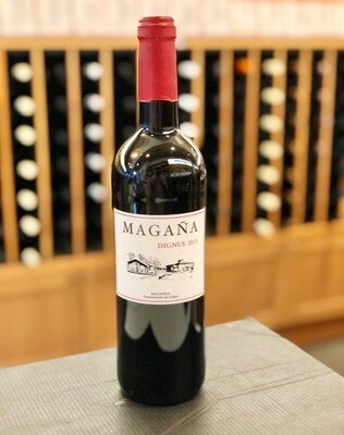 Viña Magaña Dignus, Spanish Bordeaux Blend ORGANIC/VEGAN