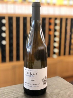 "Domaine Chanzy, Rully ""En Rosey"" SUSTAINABLE"
