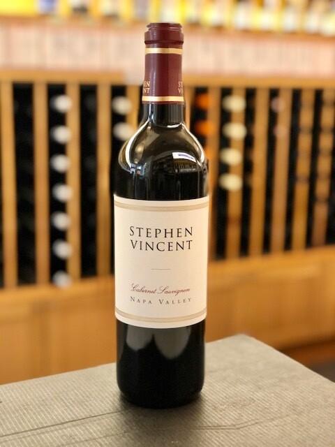 Stephen Vincent Napa Valley Cabernet