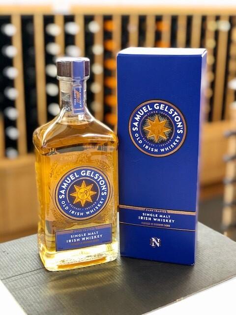 Gelston's Old Irish Whiskey, Single Malt