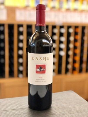 Dashe California Zinfandel, Vineyard Select ORGANIC