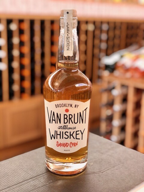 Van Brunt Smoked Corn Whiskey