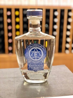 Enemigo, Tequila Anejo Cristalino