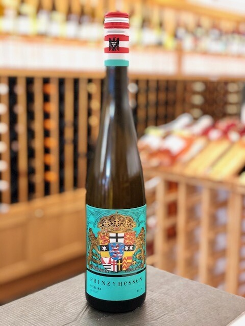 Prinz von Hessen Classic Off-Dry Riesling SUSTAINABLE