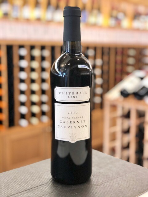 Whitehall Lane Winery Napa Valley Cabernet Sauvignon SUSTAINABLE/VEGAN