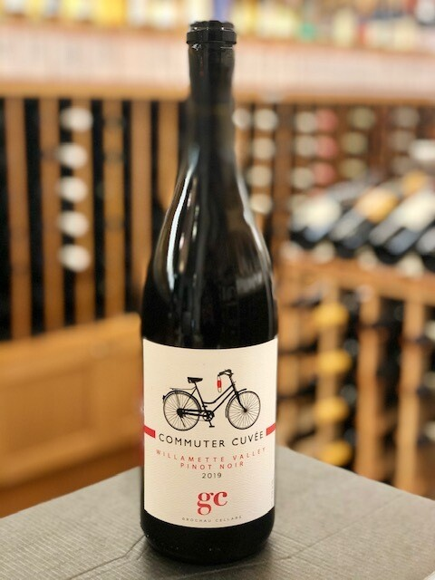 Commuter Cuvee Pinot Noir, Grochau Cellars SUSTAINABLE