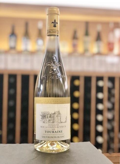 Domaine Roc de Châteauvieux Touraine Sauvignon Blanc