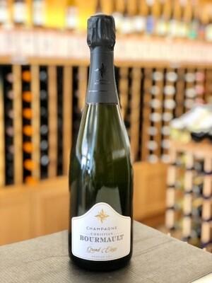Champagne Bourmault 1er Cru Brut, Grand Eloge ORGANIC