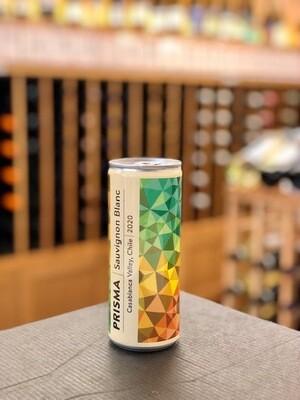 Prisma Sauvignon Blanc 250ML Cans, SUSTAINABLE