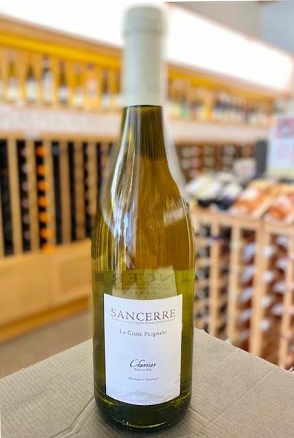 Cherrier Sancerre, La Croix Poignant, Cuvée Vielles Vignes