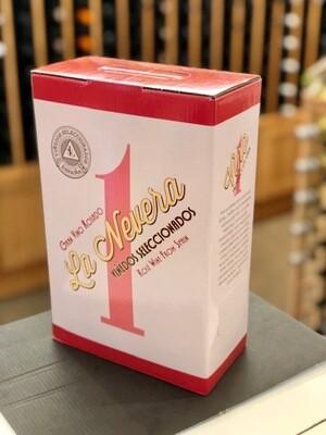 La Nevera Gran Vino Rosado, Seleccion Especial 3L Bag-In-Box