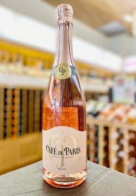 Café de Paris Brut Rosé SUSTAINABLE