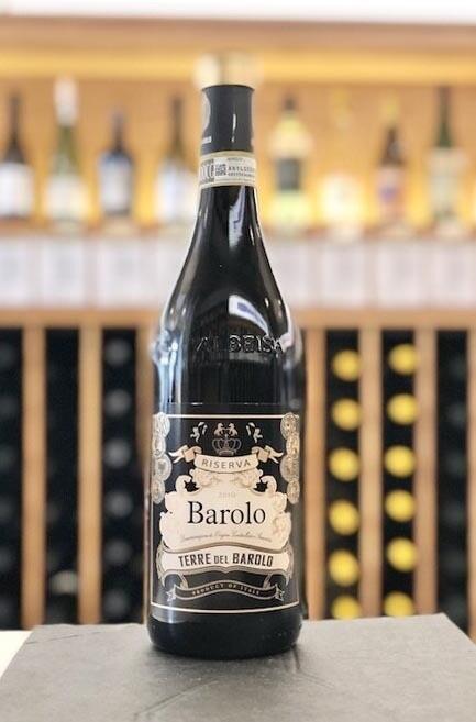 Barolo Riserva, Terre del Barolo VEGAN