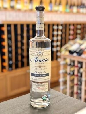 Azunia Blanco Estate Crafted Tequila ORGANIC