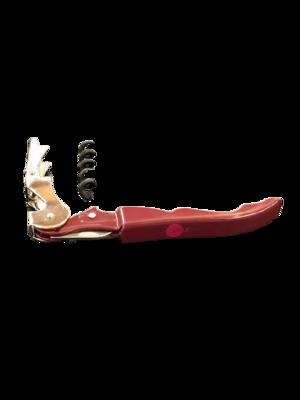 Burgundy Truetap Corkscrew