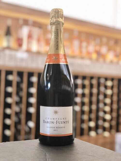 Baron Fuenté Champagne, Brut Grande Réserve SUSTAINABLE