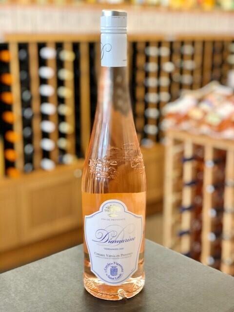 Diamarine Rosé, Estandon Vignerons