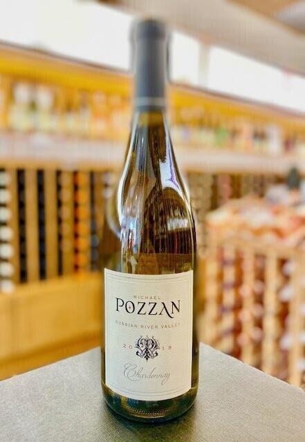 Michael Pozzan Chardonnay, Russian River Valley VEGAN