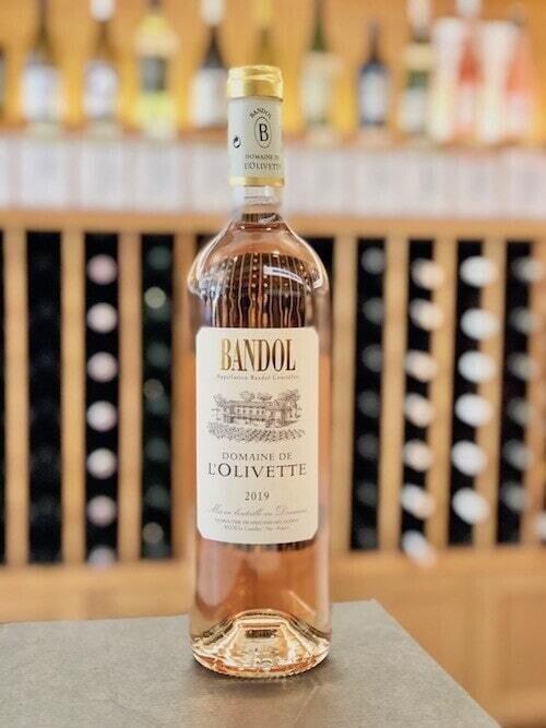 Domaine de l'Olivette Bandol Rosé SUSTAINABLE