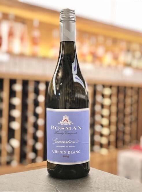 Bosman Family Chenin Blanc BIODYNAMIC/♀