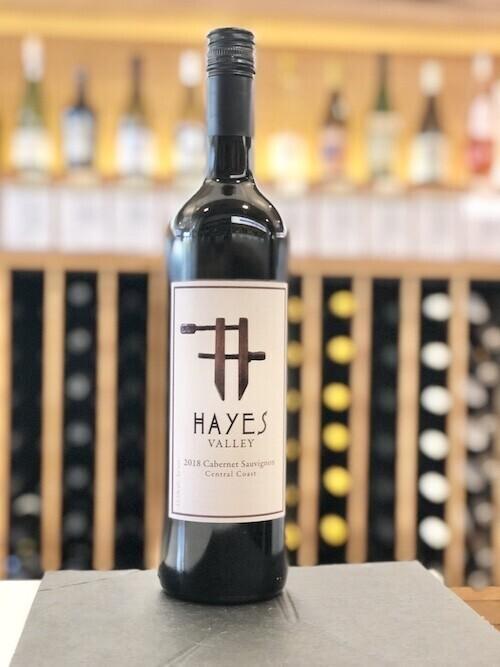 Hayes Valley Cabernet Sauvignon SUSTAINABLE/VEGAN