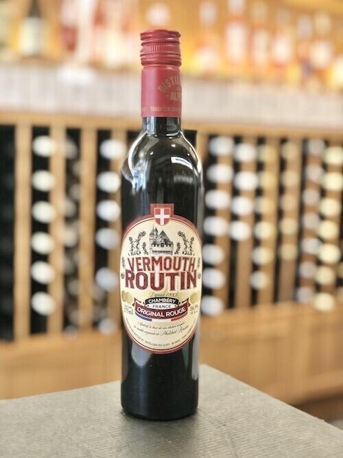 Routin Vermouth Rouge Original 375ml
