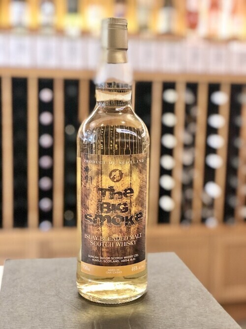 Big Smoke Islay Blended Malt Scotch Whisky